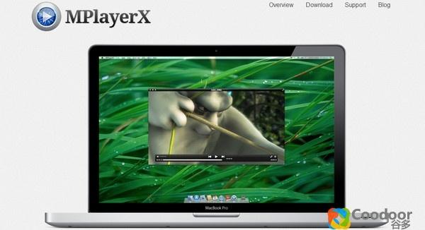 Mac软件-Mplayerx(1.1.4)绿色中文版 支持Mac OS Sierra