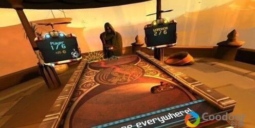 VR安卓游戏-桌面曲棍球VR