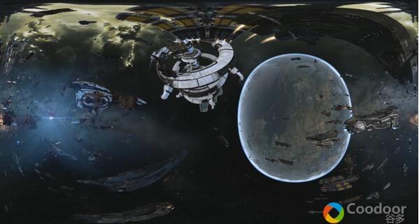 VR全景视频-[科幻] 《星战前夜》超清720度