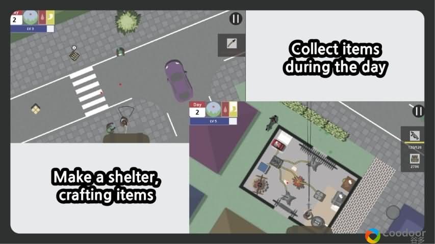 安卓游戏-死城:僵尸生存(1.2.7)绿色免费版