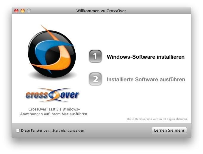 Mac软件-在Mac上运行Windows程序 CrossOver for Mac 13.2 下载