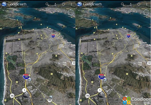 安卓软件-谷歌地球(8.0.1)全新版
