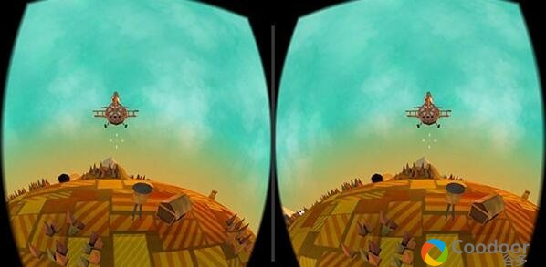 VR安卓游戏-[飞行] 《奶牛与外星人》