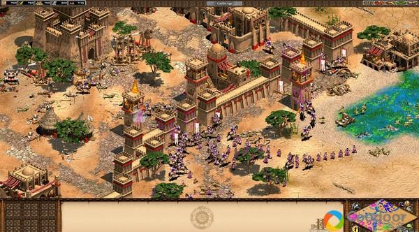 Mac游戏-帝国时代2 HD 中文高清重制版