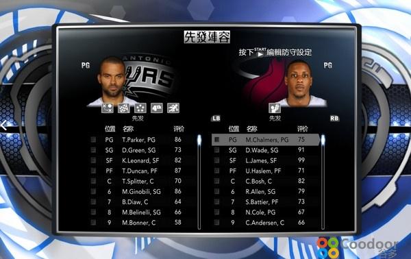 Mac游戏-NBA 2K14(1.0)中文版