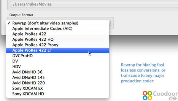 Mac软件-视频转换ClipWrap for mac V2.7.1