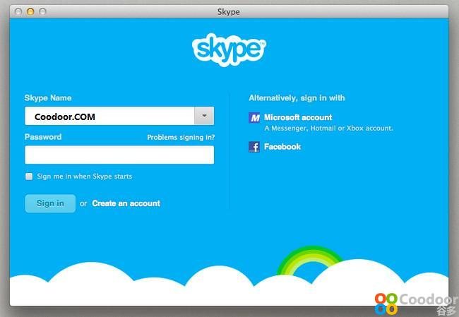 Mac软件-Skype(7.11.0.653)官方版