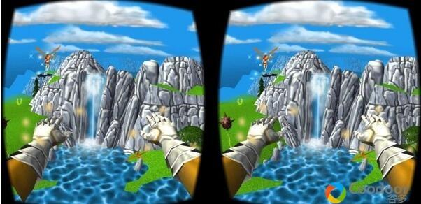 VR安卓游戏-[射击] 魔法师 VR Mage Vanguard Demo
