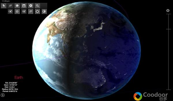 Mac游戏-天体探索3D(4.6.2)