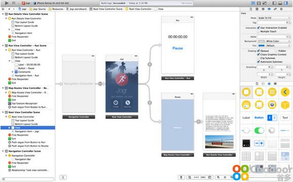 Mac软件-Xcode(6.3)正式版