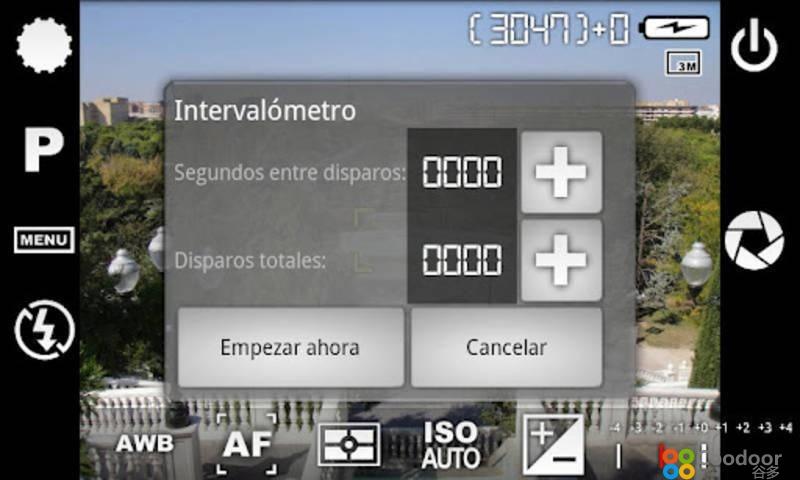 Blackberry软件-(转制)专业相机Camera FV5(完美运行)